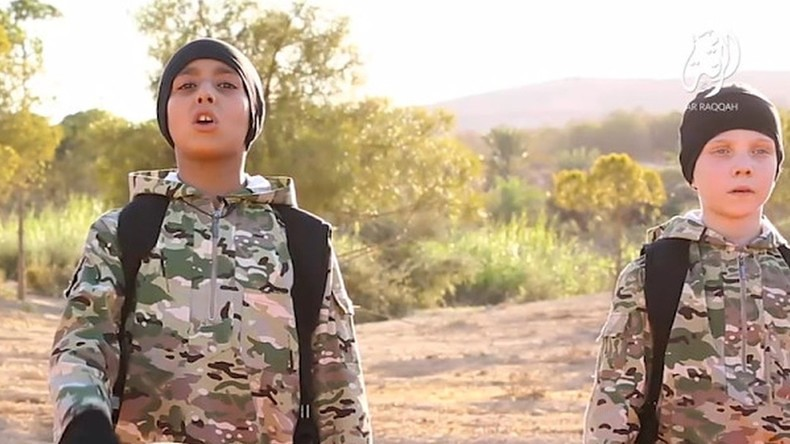 Tunisian Boy and Four Others Feature in Latest ISIS Execution Video