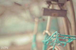 Mint Green Bicycle | by JoyHey