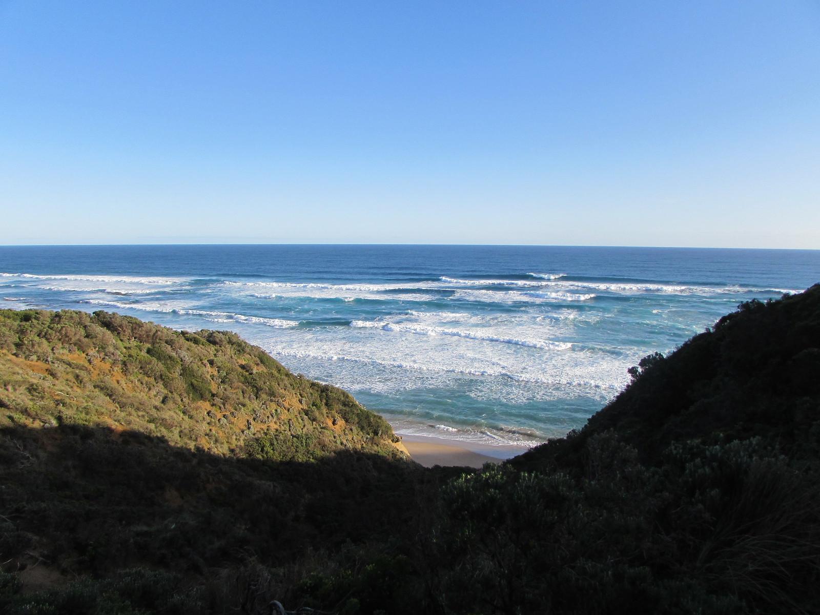 Another overlook of Johanna Beach