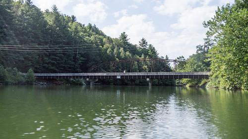 Lake Summit bridges - 1