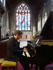 Chris Conway - piano concert