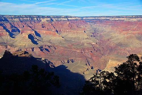Historic Kolb Residence - view from the dining room - Grand Canyon - South Rim | by Al_HikesAZ