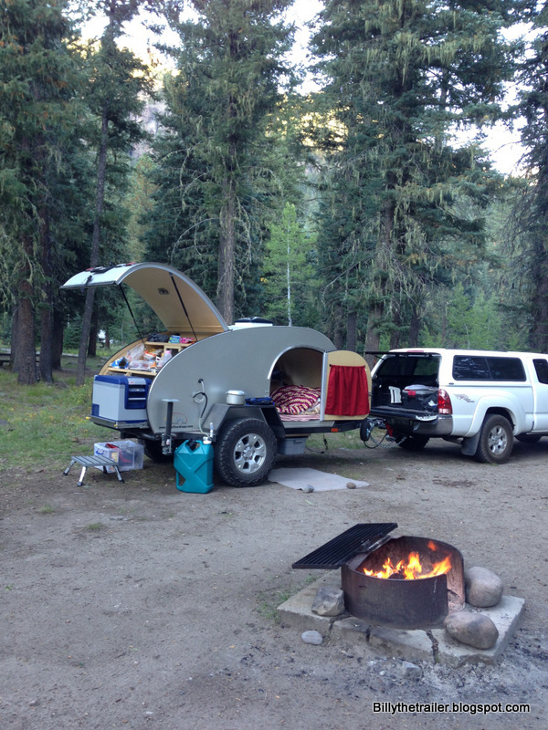 West Fork campground