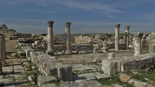 Byzantine Church at Citadel in Amman, Jordan - March 2012 | by SaffyH