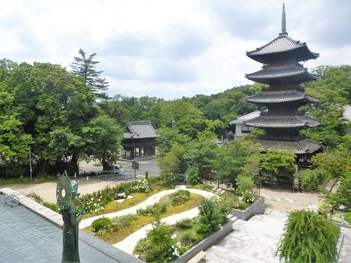 jp16-Nagoya-Temple Koshoji (12)