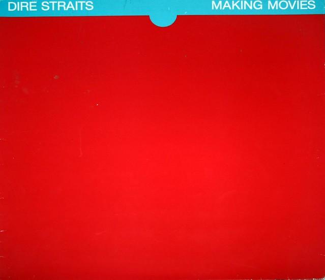 "Dire Straits Making Movies West Germany 12"" vinyl LP"