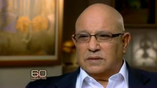 The Spymaster - Meir Dagan on Iran's threat - CBS 60 Minutes | by k-ideas