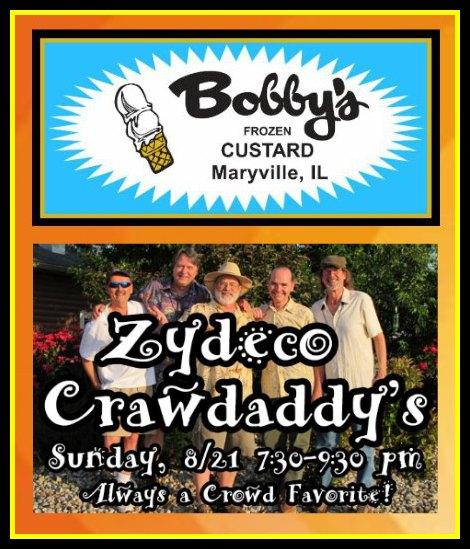 Bobby's Frozen Custard 8-21-16