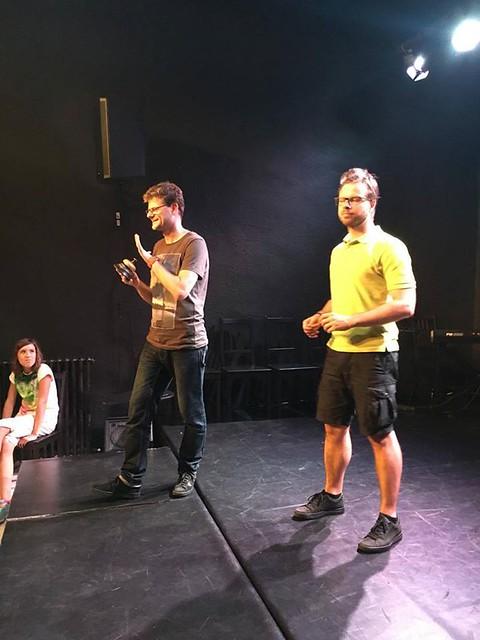 Színházak Éjszakája a Momentánban - 2016