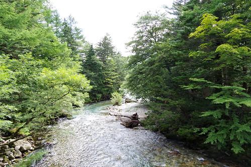 Kamikochi 2016 summer 44 梓川