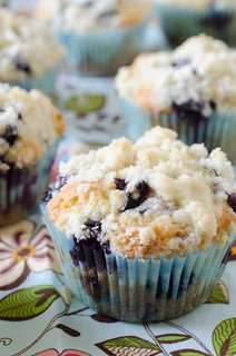 Blueberry Muffins 2 | by Seeded at the Table