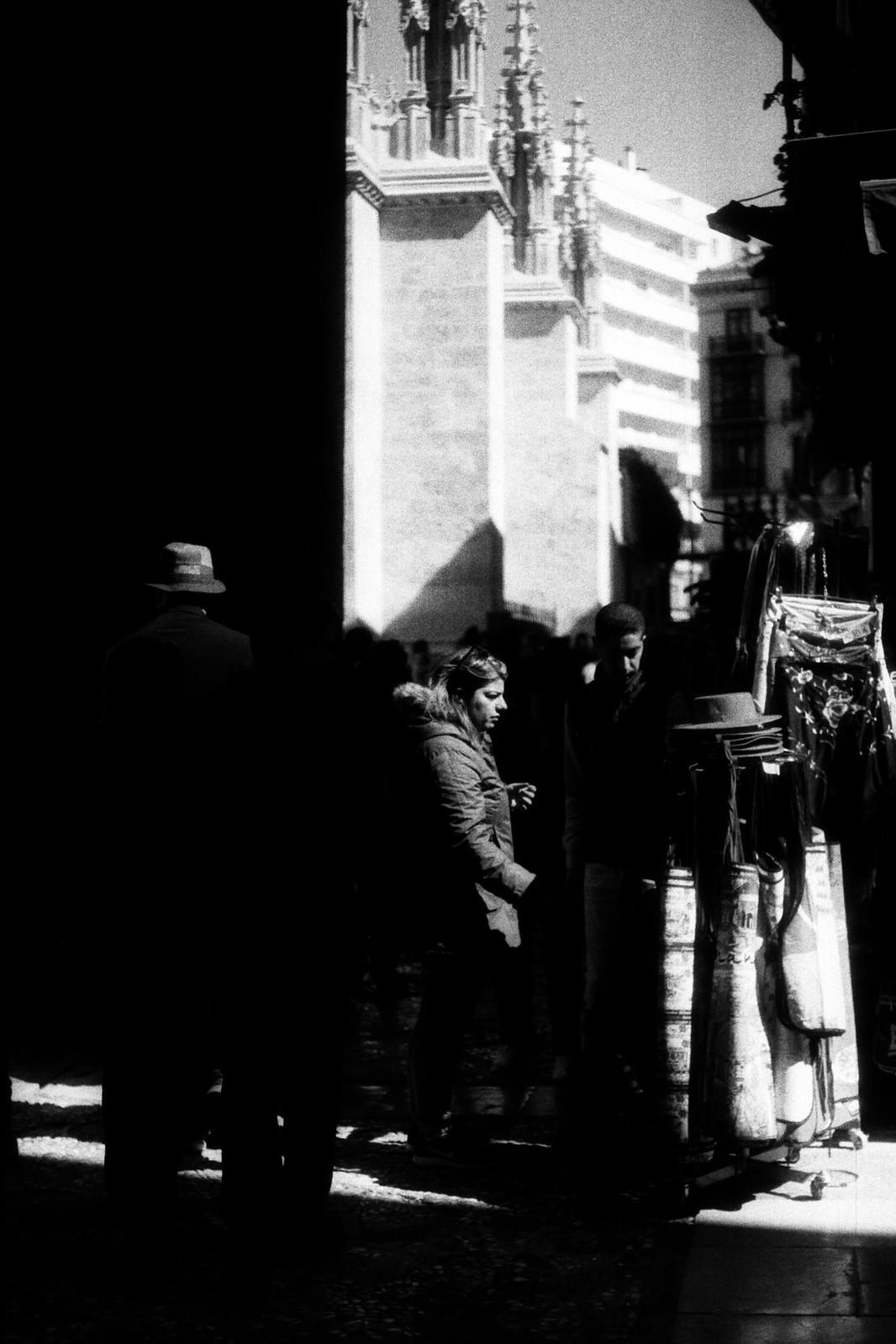Granada. Catedral.