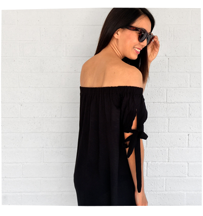 Affordable Off Shoulder Dresses from Shein