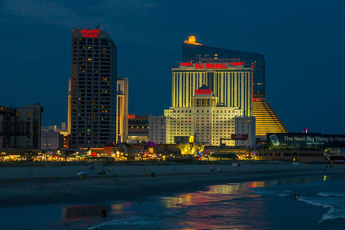 Atlantic City Boardwalk | by Bill Varney