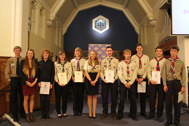 Solihull Awards Night 2016