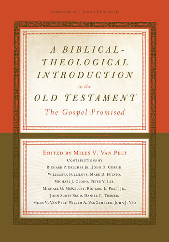 biblical theologial introduction to OT
