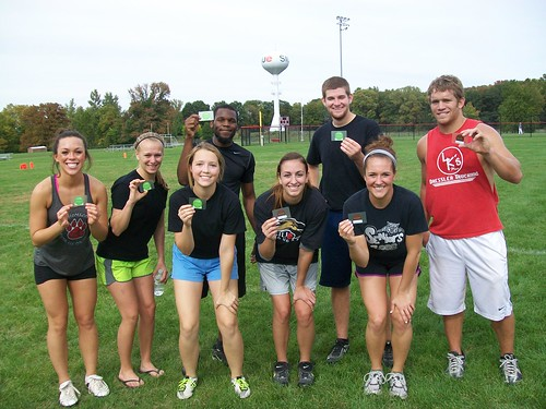 GOTW Flag Football - The Legends | by SIUE Campus Recreation