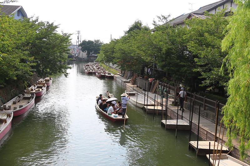 柳川 川下り / 福岡