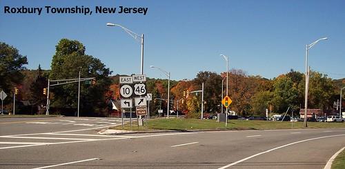 Roxbury Township NJ