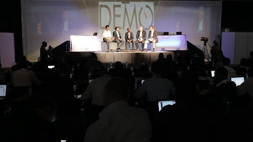 Demo Africa 2012 Panelists | by Jon Gosier