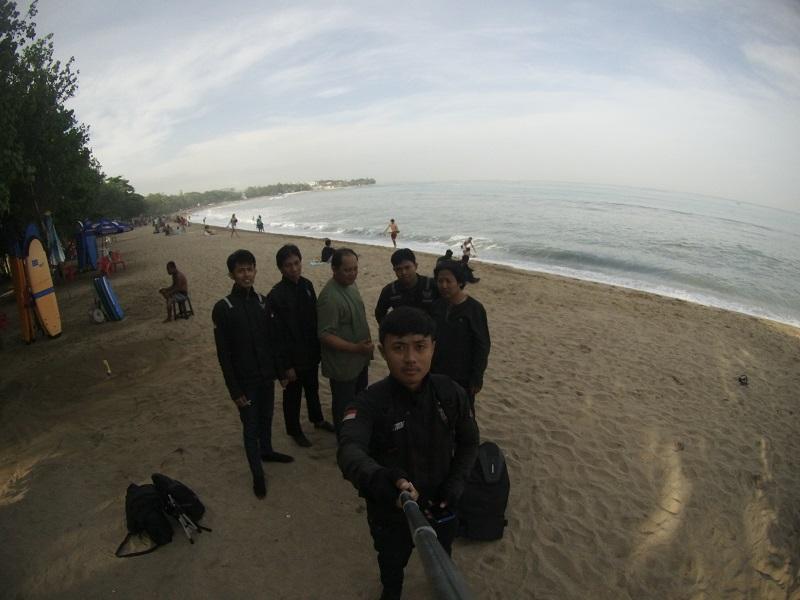 GETER Pantai Kuta Bali