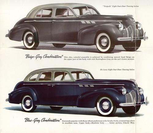1940 pontiac torpedo de luxe eight four door touring sed for 1940 pontiac 2 door sedan