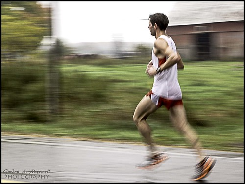 County Marathon third  runner | by G. Maxwell