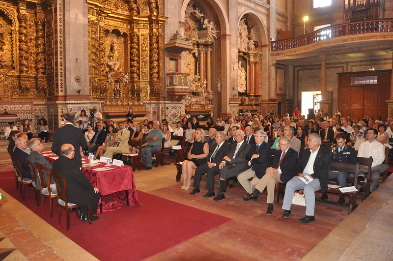 Ceremony for Cathedral and Diocesan Museum in Santarém, Portugal, 10-09-2016