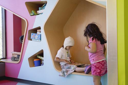 Fête de réouverture de la bibliothèque Marie-Uguay