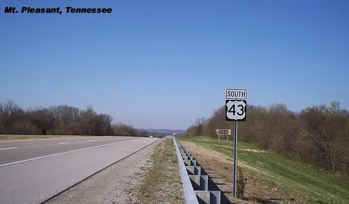 Mt Pleasant TN