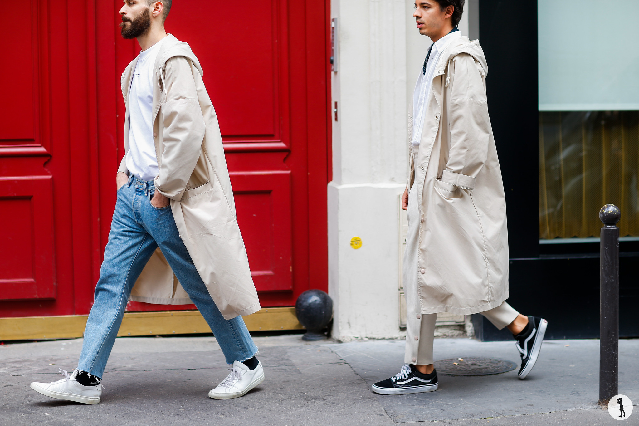 Street Style - Paris Fashion Week Menswear SS17 (54)