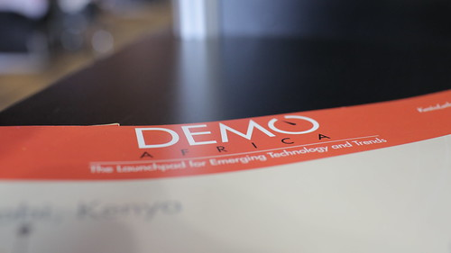 DEMO Africa 2012 | by Jon Gosier