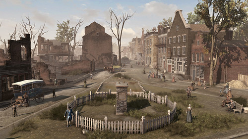 Assassin's Creed III: Bowling Green | by PlayStation.Blog