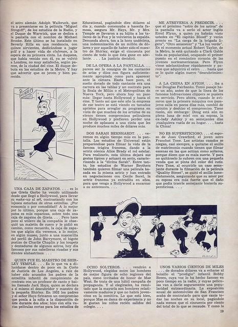Cinelandia, Tomo XI Nº 1, Janeiro 1937 - 20