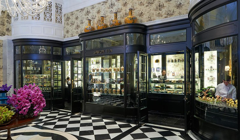 The Savoy Tea Room