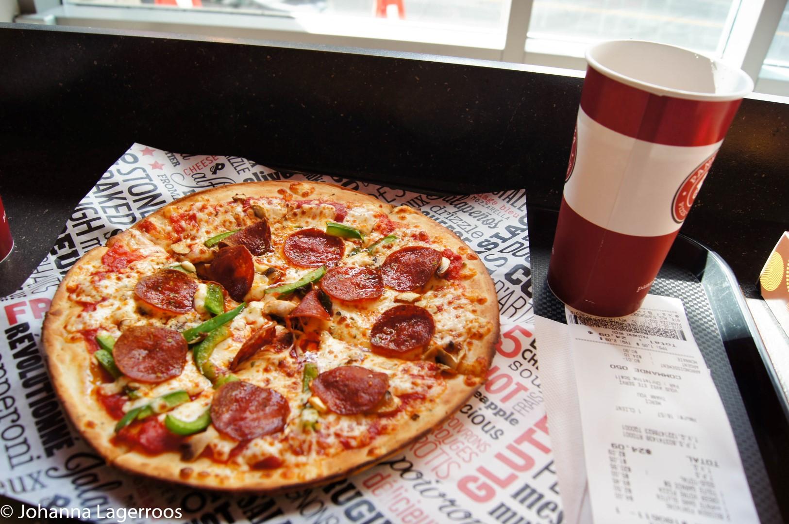 pannizza pizza