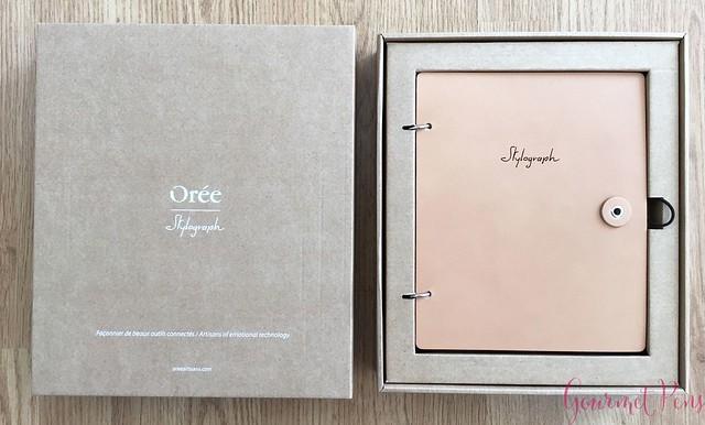 Review Orée Artisans Stylograph @OreeArtisans 1