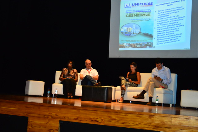 La Universidad aporta desde la Educación por la paz de Colombia