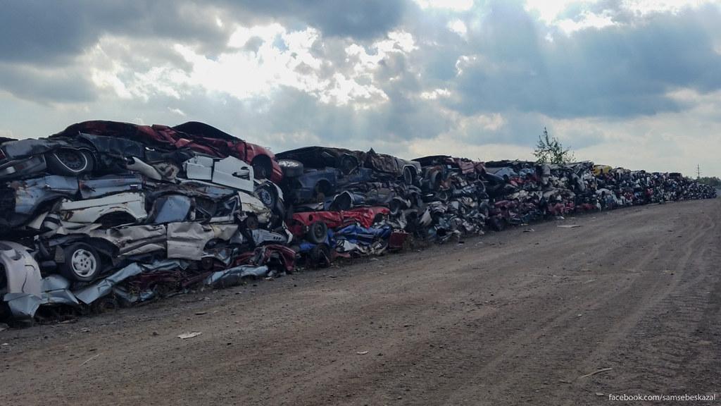 Самая большая авторазборка в мире, или как умирают автомобили в Америке samsebeskazal-153905.jpg