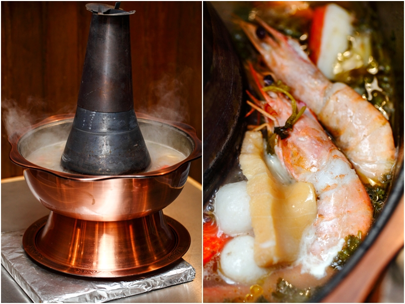 Thai Charcoal Steamboat