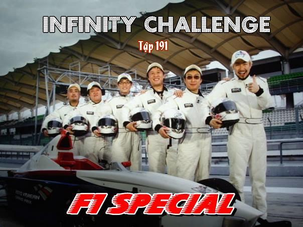[Vietsub] Infinity Challenge Ep 191