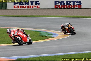 Nico Terol Marc Marquez Valencia MotoGP Race 2012 | by stevie.english