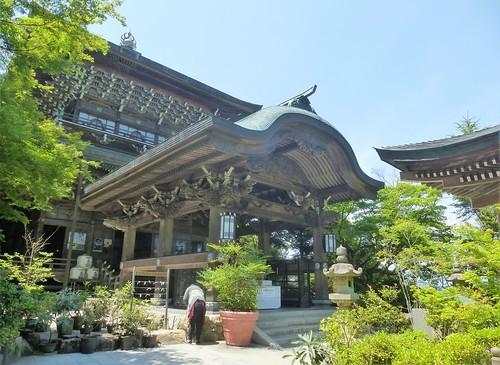jp16-Myajima-Mont Misen-descente (16)
