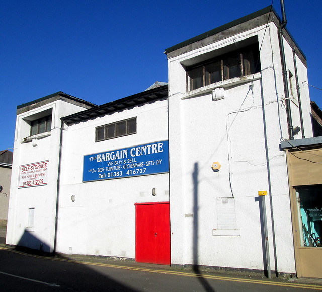 Former Majestic Cinema Inverkeithing