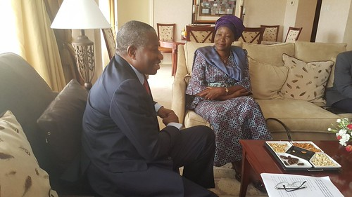 Zambia GEJ meets Edith 1