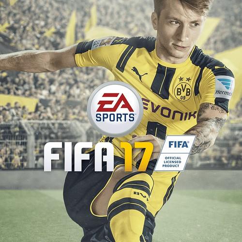 EA SPORTS FIFA 17 Standard Edition