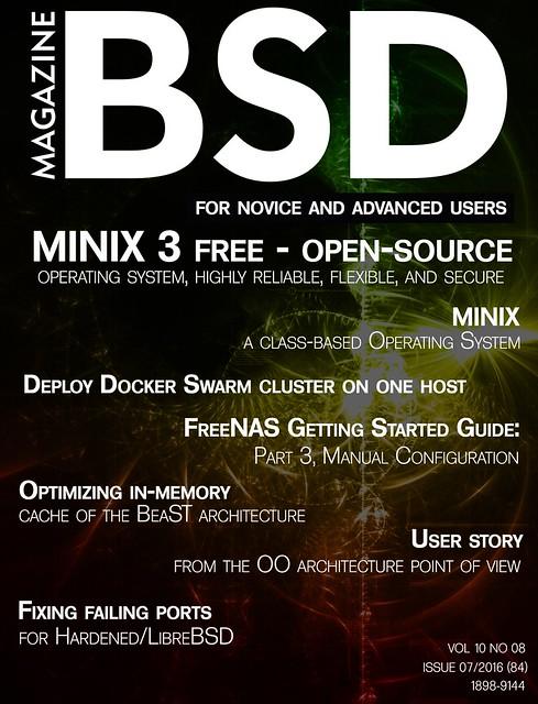 BSD Magazine 072016