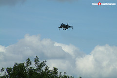 ZH796 001 L - NB01 - Royal Navy - British Aerospace Sea Harrier FA2 - Fairford RIAT 2005 - Steven Gray - DSCF2798