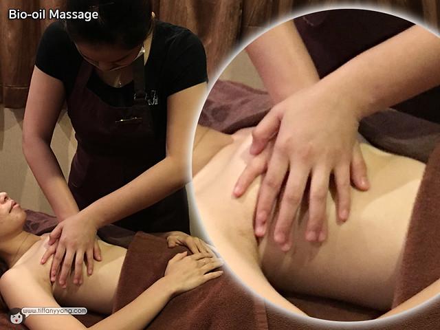 Slim fit Bio oil Massage Review