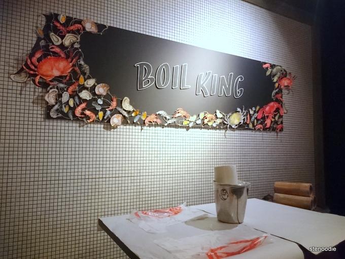 Boil King logo